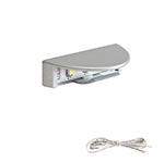 Светильник-клипса 210 светодиодный  L46мм пластик сер. металлик 6000K - Светильник-клипса 210 светодиодный  L46мм пластик сер. металлик 6000K