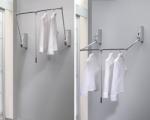 лифт для одежды телескопический 113 L60-83см