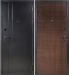 Дверь Классика 701 венге мдф
