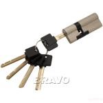 Цилиндр Ключ-ключ L-series 80*30*50