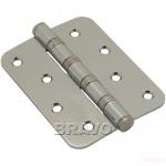 Врезная стальная с закруглёнными картами DH-1120-B4 100*75*2,5